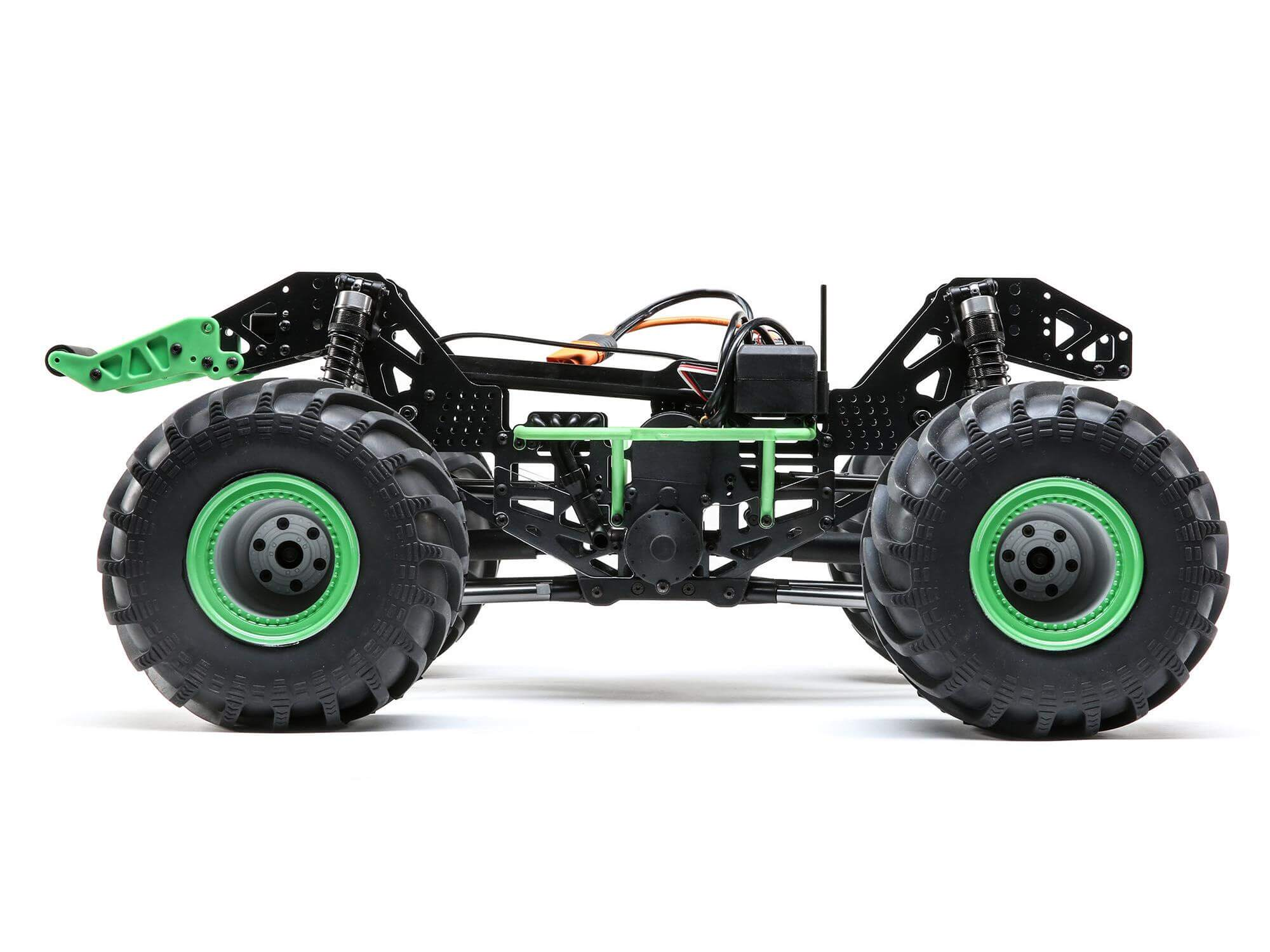 Losi Grave Digger 4WD Solid Axle Monster Truck RTR LOS04021T1